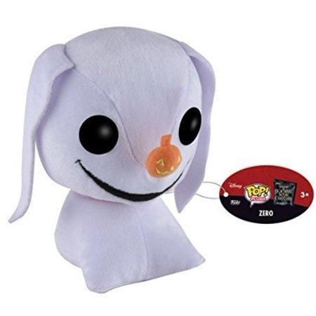 INSANE! Toy Shop by Insane Web Deals Funko POP! Plush Nightmare Before Christmas (Zero)