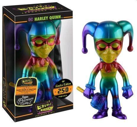 INSANE! Toy Shop by Insane Web Deals Hikari DC Comics (Harley Quinn Spectrum) only 250 pieces made