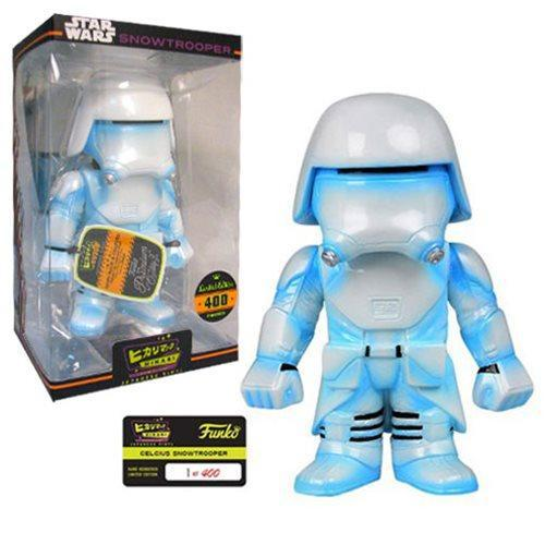 INSANE! Toy Shop by Insane Web Deals Hikari Star Wars Force Awakens (First Order Snowtrooper Celsius) only 400 pieces made