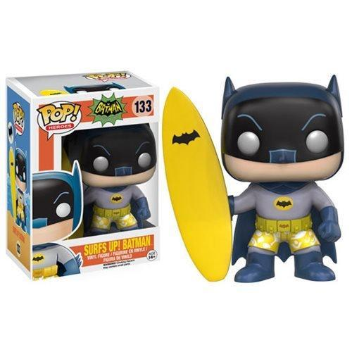 INSANE! Toy Shop by Insane Web Deals POP! #133: 1966 Batman (Batman Surf's Up)