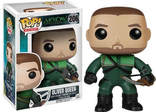 INSANE! Toy Shop by Insane Web Deals POP! - Arrow (Oliver Queen)