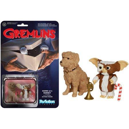 INSANE! Toy Shop by Insane Web Deals ReAction Gremlins (Gizmo & Barney)