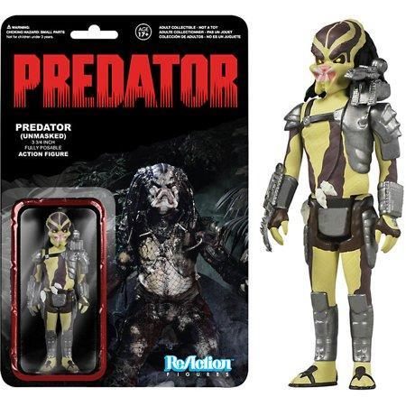 INSANE! Toy Shop by Insane Web Deals ReAction Predator (Unmasked)