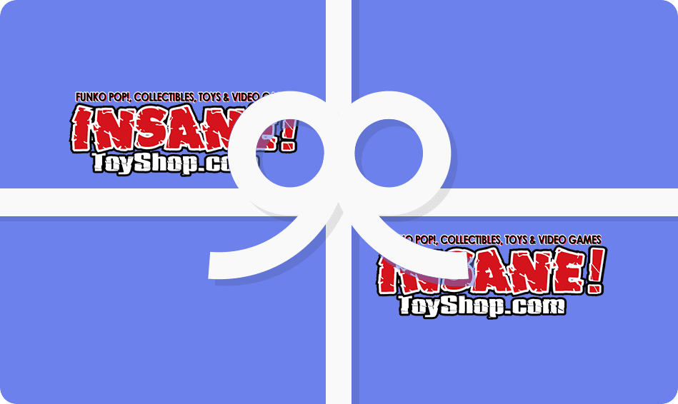 Insane! Toy Shop Gift Card Gift Card