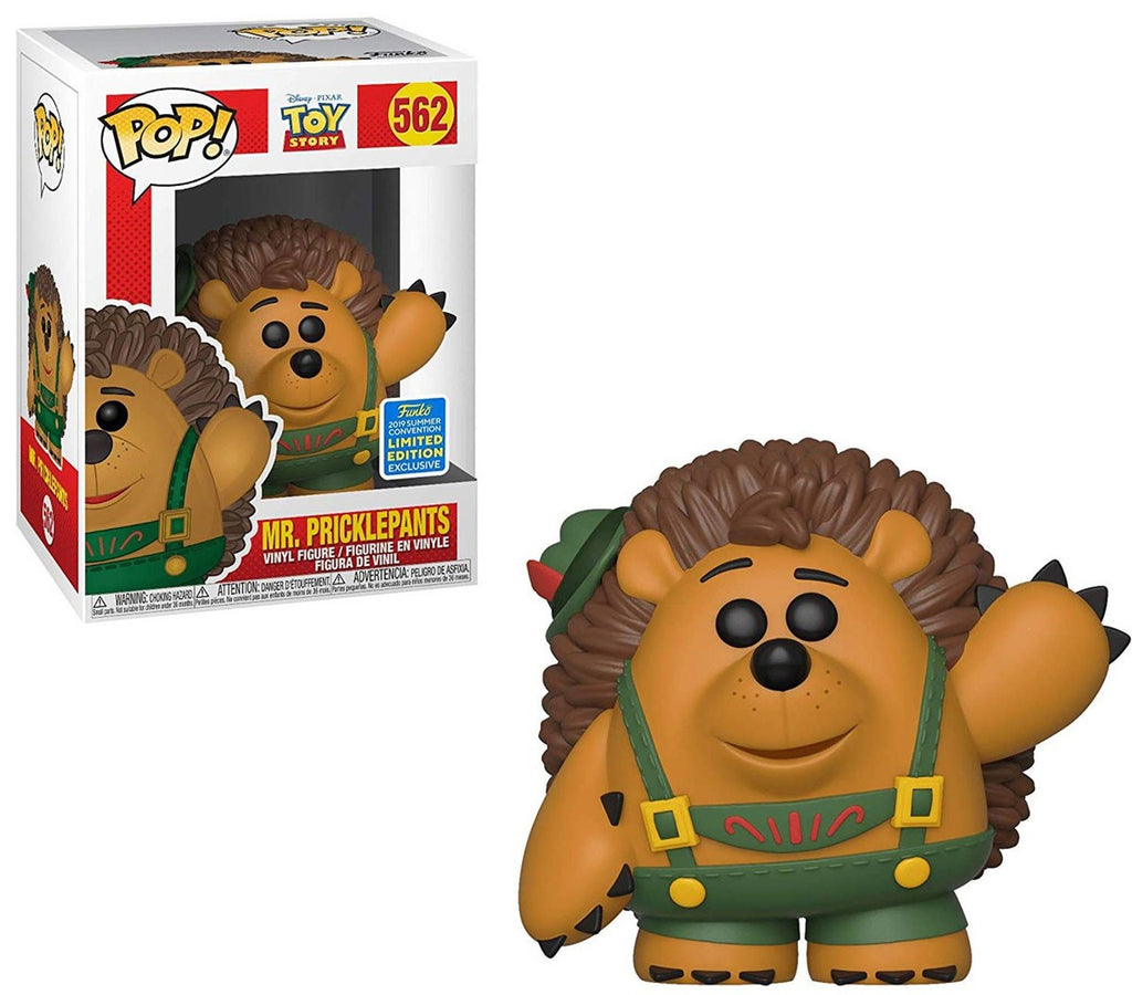 Pop! Disney #562: Toy Story: MR. PRICKLEPANTS Summer Con 2019
