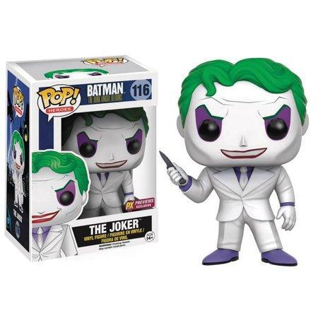 PX Previews Funko POP! #116: Dark Knight Returns (The Joker) Vinyl Figure