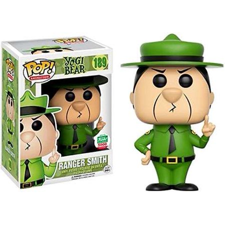 Pop! TV #189: Yogi Bear: RANGER SMITH Funko-Shop 5000