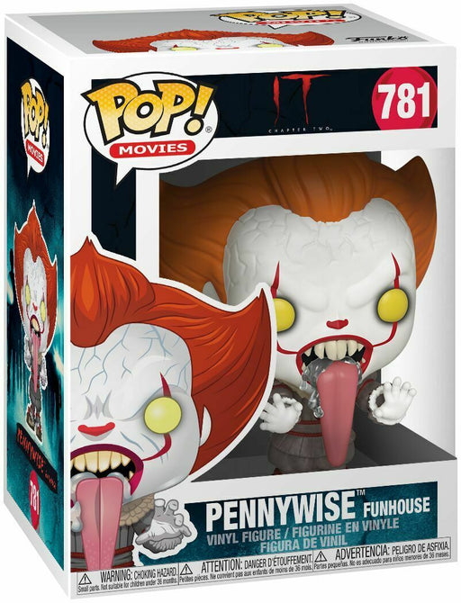 Pop! Movies #781: IT Chapter 2 - PENNYWISE Funhouse