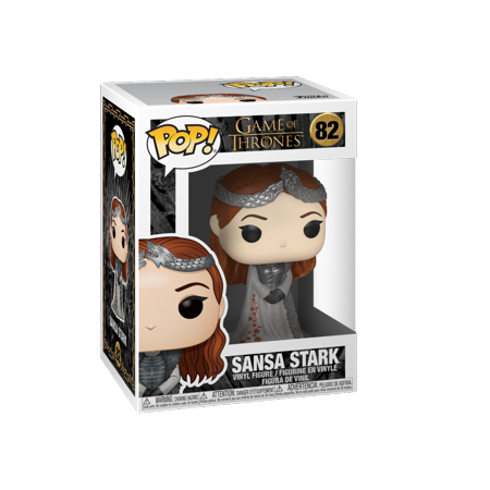Pop! TV #82: Game of Thrones: SANSA STARK (Queen of the North)
