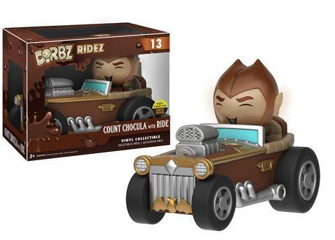 Toy Tokyo Dorbz Ridez #13: Monster Cereal (Count Chocula)