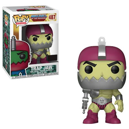 Pop! TV #487: Masters of the Universe: TRAP JAW (Comic Colors) FYE