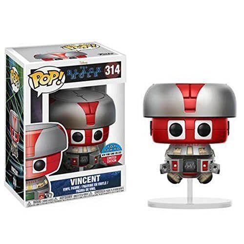 TT NYCC 2017 Funko POP! #314: Black Hole (Vincent)