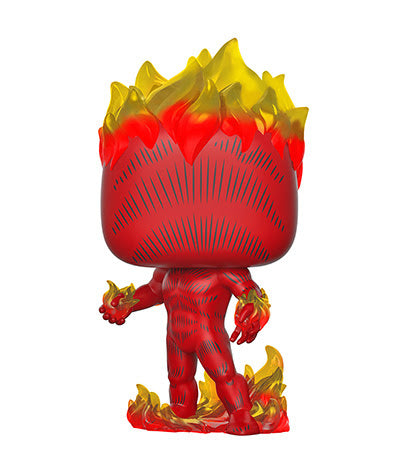 Pop! Marvel #501: 80th First Appearance: HUMAN TORCH