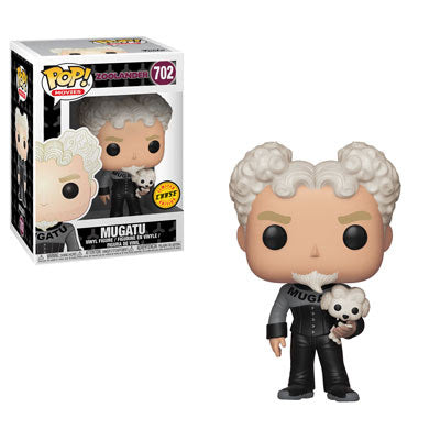 Pop! Movies #702: Zoolander MUGATU w/ DOG Chase Variant
