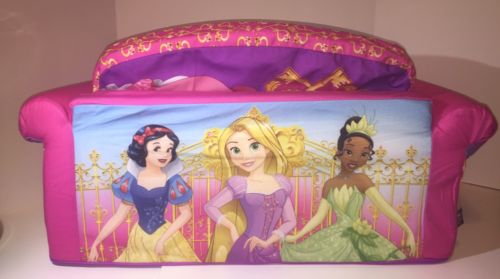 Disney Flip Open Sofa Disney Princess Fold Out Couch Kids Sofa Marshmallow Bed