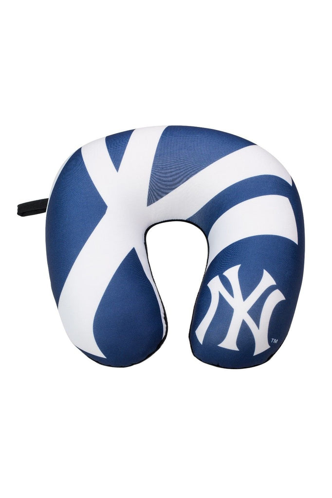 NEW YORK YANKEES TRAVEL NECK IMPACT PILLOW