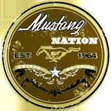 MUSTANG NATION UNITED WE STAND 12