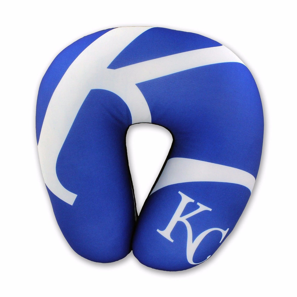 KANSAS CITY ROYALS TRAVEL NECK IMPACT PILLOW