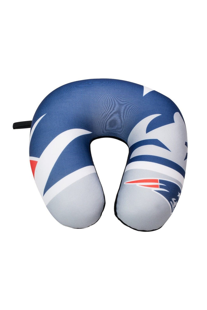 NEW ENGLAND PATRIOTS TRAVEL NECK PILLOW