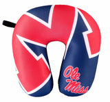 OLE MISS REBELS TRAVEL NECK PILLOW