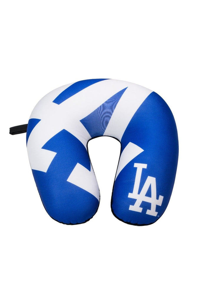 LA DODGERS TRAVEL NECK IMPACT PILLOW