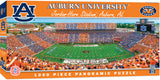 AUBURN TIGERS STADIUM PANORAMIC JIGSAW PUZZLE 1000 PC JORDAN HARE FOOTBALL NCAA
