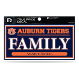 AUBURN TIGERS TRUE PRIDE DECAL FAMILY WAR EAGLE AUTO 3