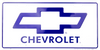 CHEVROLET BOWTIE LICENSE PLATE METAL WHITE SIGN EMBOSSED