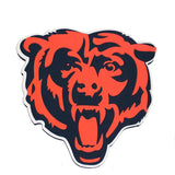 CHICAGO BEARS 3D FOAM WALL LOGO ROUND SIGN FAN MANCAVE OFFICE SPORTS ROOM