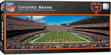 CHICAGO BEARS STADIUM PANORAMIC JIGSAW PUZZLE NFL 1000 PC SOLDIER FIELD
