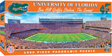 FLORIDA GATORS STADIUM PANORAMIC JIGSAW PUZZLE NCAA 1000PC BEN HILL GRIFFIN THE SWAMP