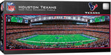 HOUSTON TEXANS STADIUM PANORAMIC JIGSAW PUZZLE NFL 1000 PC