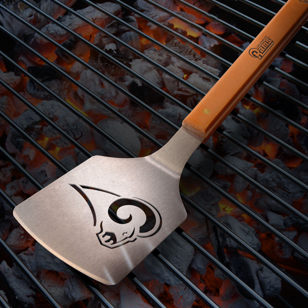 LOS ANGELES RAMS SPORTULA MLB SPATULA HEAVY DUTY BBQ GRILL BOTTLE OPENER TAILGATE