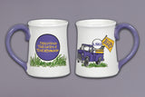 LSU TIGERS TRADITIONS MUG 16 OZ CERAMIC MAGNOLIA LANE COFFEE TEA CUP