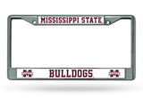Mississippi State Bulldogs Car Frame Metal
