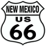 US ROUTE 66 NEW MEXICO 12 X 12