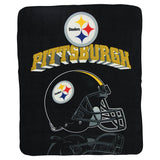 Nfl Soft Fleece Throw 50