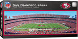 SAN FRANCISCO 49ERS STADIUM PANORAMIC JIGSAW PUZZLE NFL 1000 PC