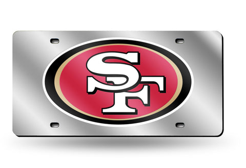 SAN FRANCISCO 49ERS STREET SIGN