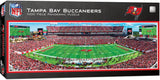 TAMPA BAY BUCCANEERS STADIUM PANORAMIC JIGSAW PUZZLE NFL 1000 PC
