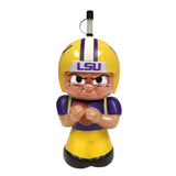 LSU TIGERS DRINKWARE TEENYMATES BIG SIP 3D CHARACTER CUP 16OZ