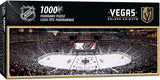 VEGAS GOLDEN KNIGHTS STADIUM PANORAMIC JIGSAW PUZZLE NHL 1000 PC T MOBILE ARENA