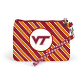 Virginia Tech Hokies Wristlet Stadium Approved Gameday Accessory Id Holder Strap