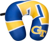 GEORGIA TECH YELLOW JACKETS TRAVEL NECK PILLOW 12
