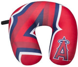 LOS ANGELES ANGELS TRAVEL NECK PILLOW 12