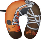 Cleveland Browns Travel Neck Pillow 12