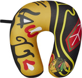 CHICAGO BLACKHAWKS TRAVEL NECK PILLOW 12