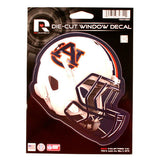AUBURN TIGERS  HELMET WINDOW DECAL 5.25