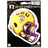 Lsu Tigers Decal Sticker Helmet Window  5.25
