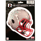 OHIO STATE BUCKEYES HELMET WINDOW DECAL 5.25